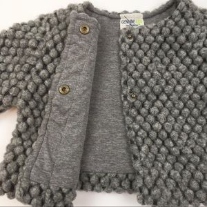NWOT Oshkosh Genuine Kids Bubble Wool Jacket 2T